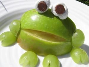 Frog Apple