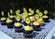 US OPEN Cupcakes